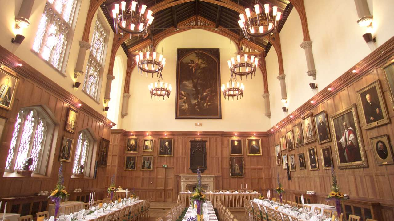 Queen's Banqueting