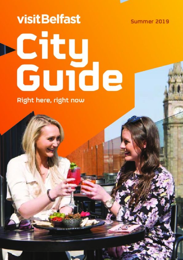 Visit Belfast   Belfast City Guide