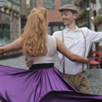 Get moving after the lectures with some dance lessons